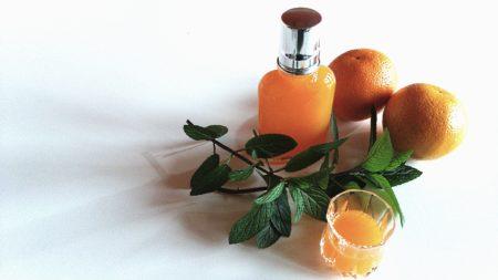 Arancello, un liquore Made in Italy