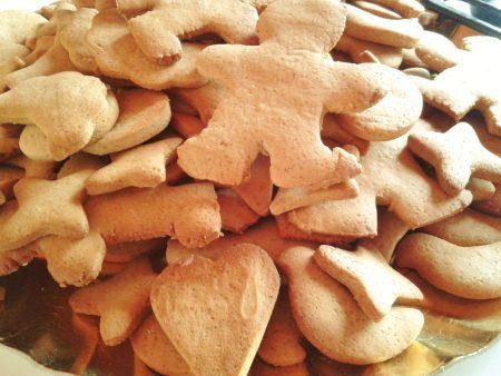 forme biscotti speziati