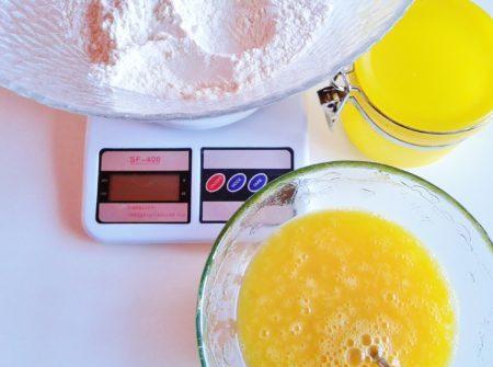 ingredienti per impasto lasagne