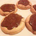 Tortine fichi e cioccolato