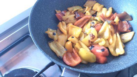 melanzana in padella
