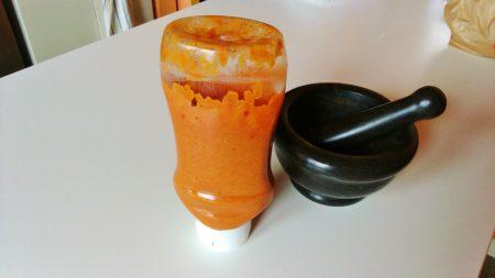 Salsa Barbecue dei Paones