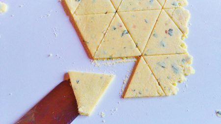 triangoli nachos