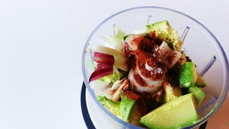Guacamole in mix