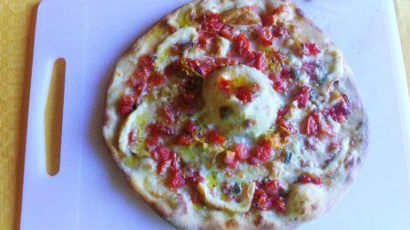 pizza disco volante