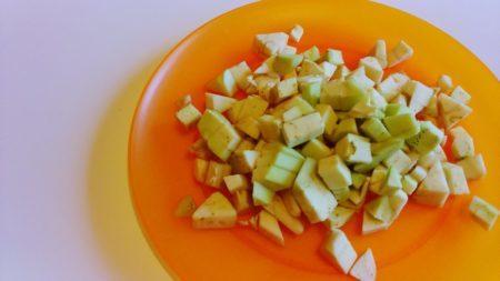 tocchetti di melanzane