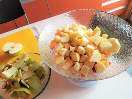 mele a tocchetti