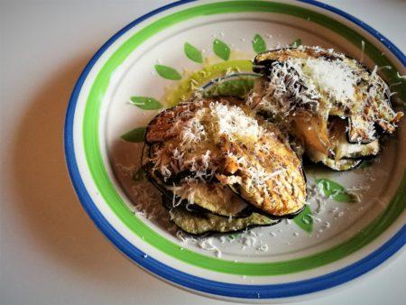lasagnette veloci di melanzane