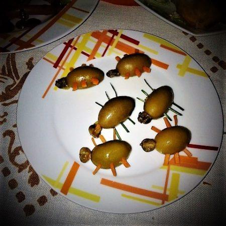 insetti ciccioni di Halloween