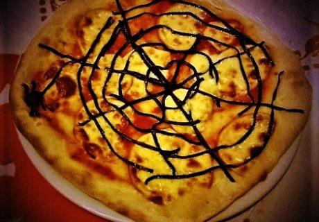 una pizza da paura la pizza di halloween